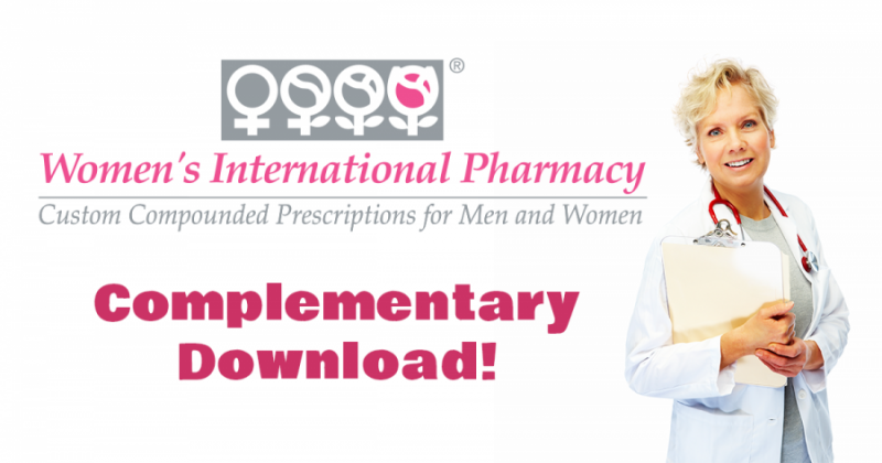 Women's International Pharmacy Complementary Download