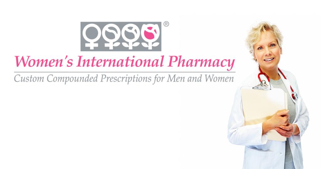 Womens International Pharmacy logo