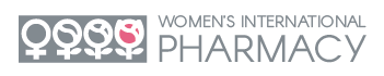 Women's International Pharmacy Logo