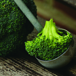 broccoli and hormone balance