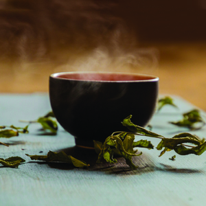 green tea for oral health
