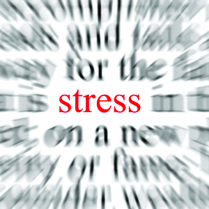 how stress affects thyroid function